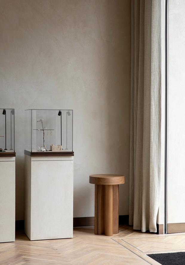 Фото №5 - Ювелирный бутик по проекту Norm Architects