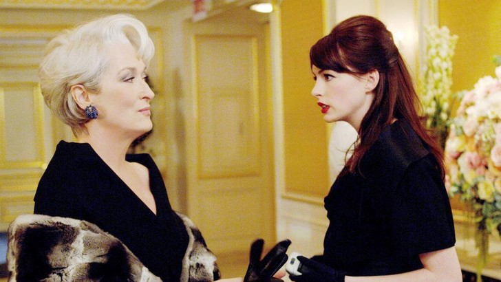 Фото №2 - Энн Хэтэуэй рассказала, что получила роль в «Дьявол носит Prada» с девятой попытки