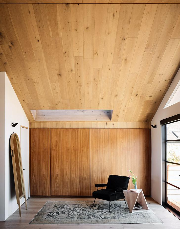 Фото №8 - Светлый дом с винтажной мебелью в Малибу