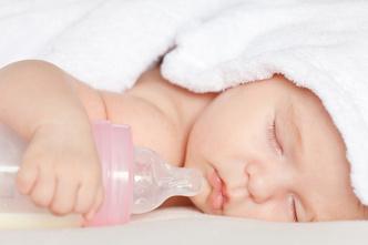 Фото №1 - Молочная смесь: требуется замена?