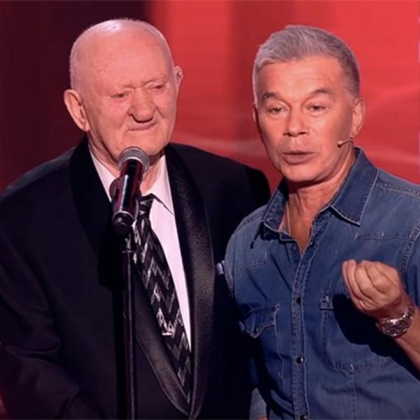 Фото №2 - Никогда не поздно! В шоу «Голос. 60+» победителем стал 97-летний ветеран ВОВ