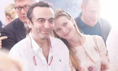 Работа и романтика: Джаник Файзиев и Светлана Иванова в Каннах