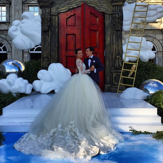 Фото №3 - #FollowMeTo: создатели проекта Мурад Османн и Наталья Захарова поженились