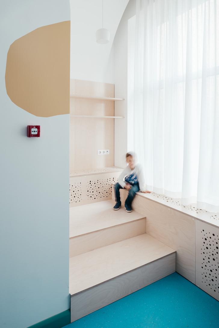 Фото №6 - Музыкальная школа с креативным интерьером в Москве