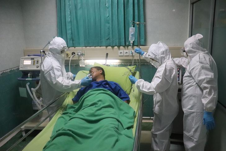 больница ивл калий