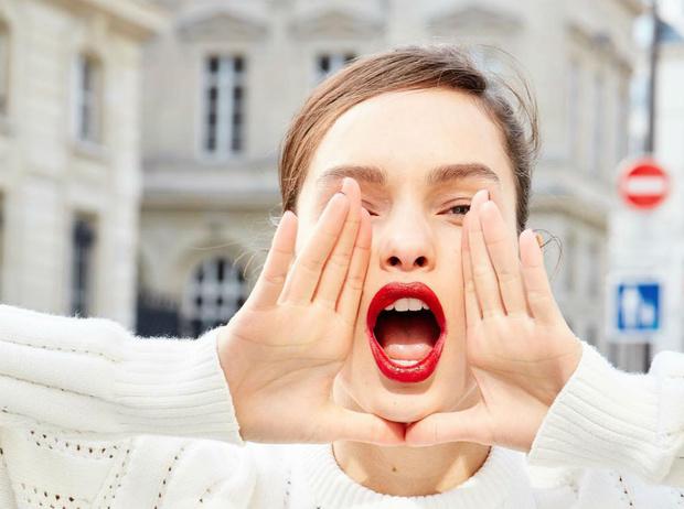 Фото №1 - 9 вдохновляющих фактов о губной помаде