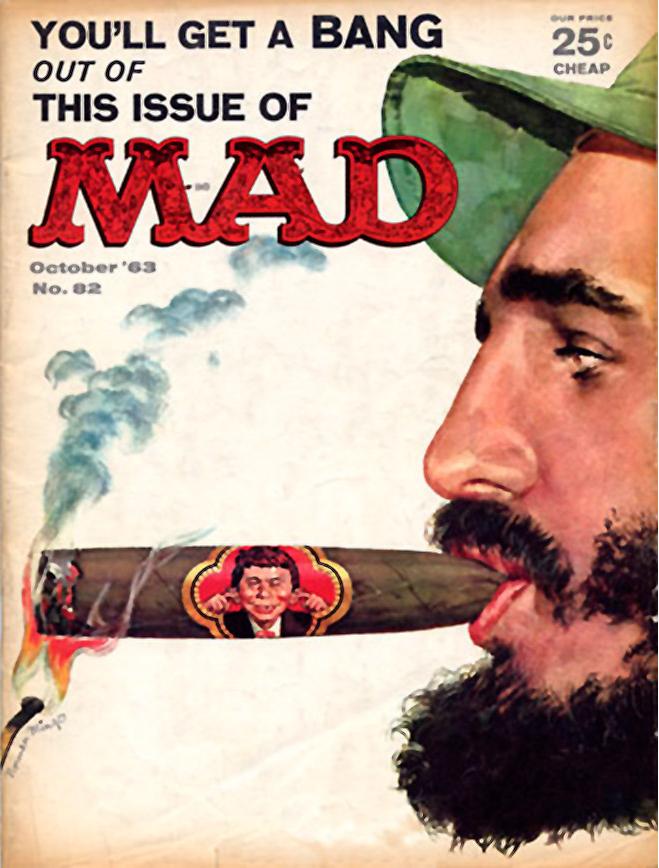 Фото №10 - 13 самых невероятных попыток убить Фиделя Кастро