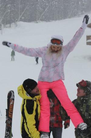 Фото №12 - Где этой зимой искать снег, если хочется покататься на лыжах (в России)