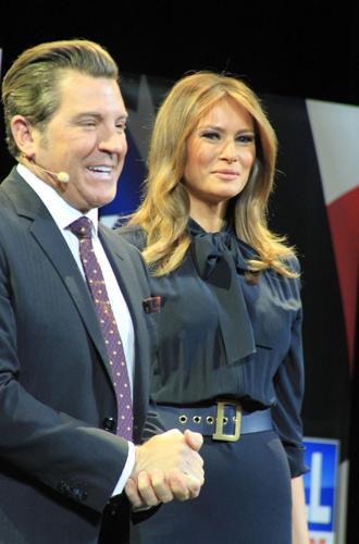 Фото №2 - Как проходит типичный день Мелании Трамп в Белом доме