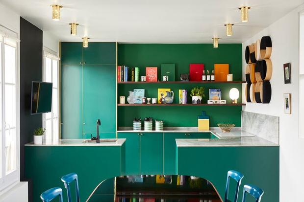 Фото №3 - Тренды 2020: кухня в винтажном стиле