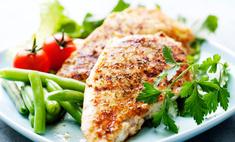 Филе курицы в духовке диетический рецепт