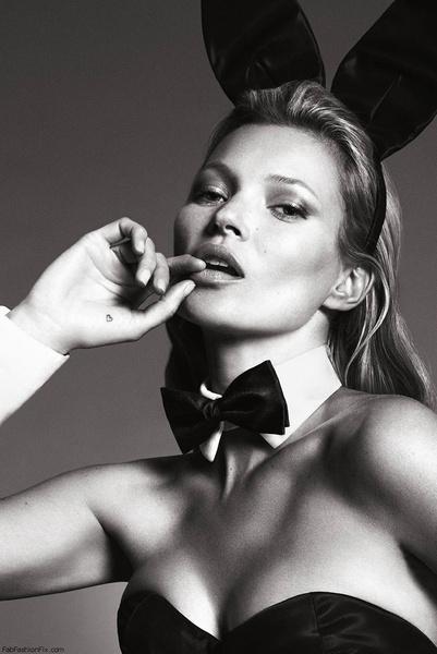 Кейт Мосс (Kate Moss), Playboy, юбилей