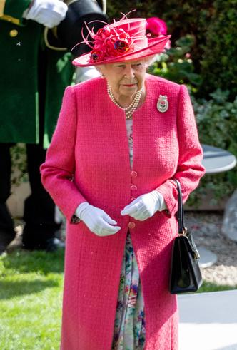 Фото №2 - Почему Елизавета II предпочитает яркие цвета в одежде