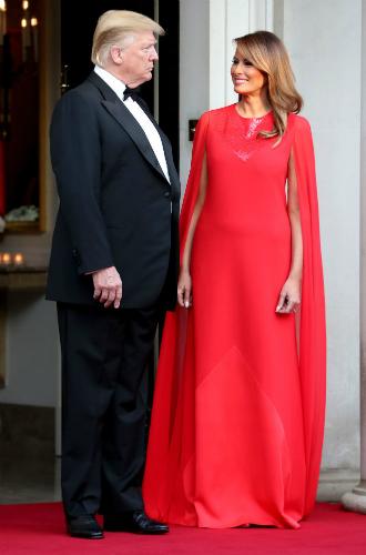 Фото №3 - Как Мелания Трамп симпатизирует герцогине Сассекской