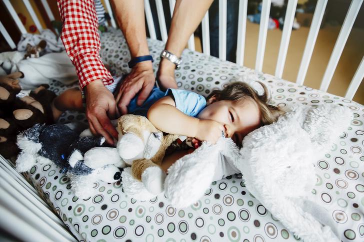 Фото №3 - Правда и мифы о пользе совместного сна