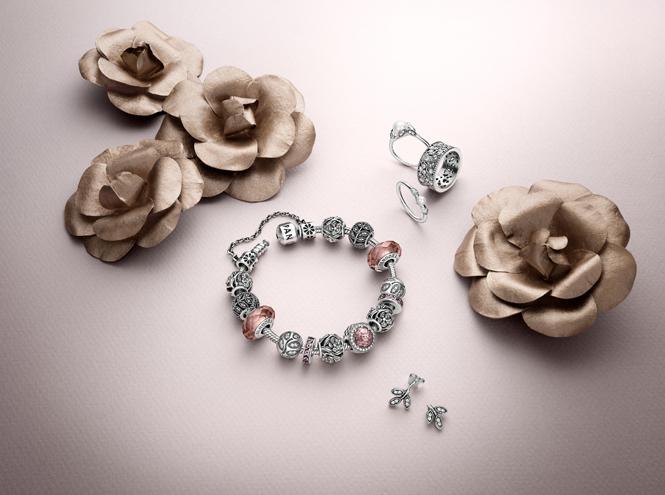 Фото №10 - Волшебное королевство: новая коллекция украшений Pandora