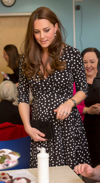 Фото №12 - Принцесса масс-маркета: как герцогиня Кейт носит одежду бюджетных брендов