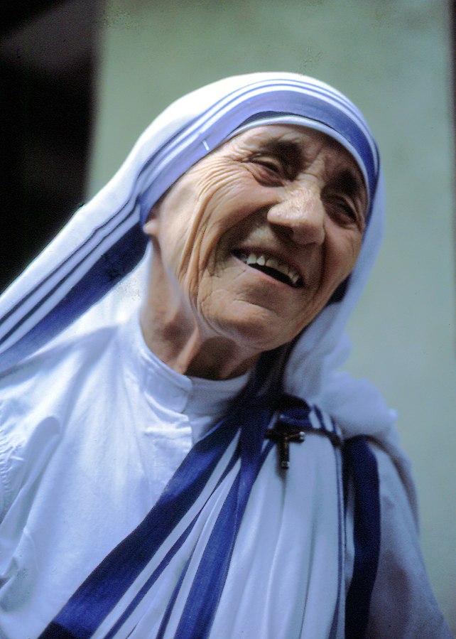 Фото №1 - Мать Тереза: 25 цитат на все случаи жизни