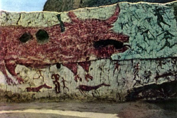 Фото №1 - В последние минуты каменного века