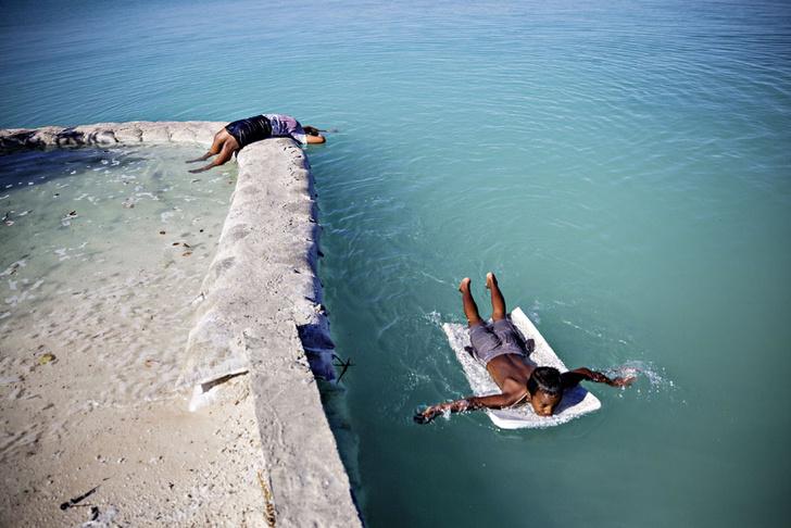 Фото №3 - Голубая бездна: как спасти Кирибати