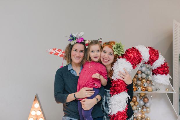 Фото №2 - Семейный фестиваль Love Bazar: добро пожаловать в новогоднюю сказку!