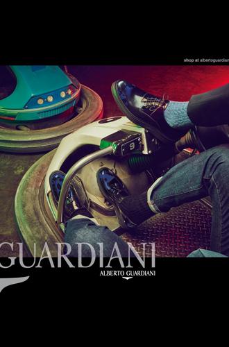 Фото №7 - Вечерний выход: новая рекламная кампания Alberto Guardiani осень-зима 16/17