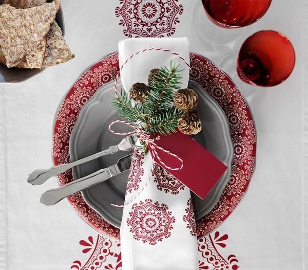 Фото №39 - Праздник к нам приходит: 6 рождественских коллекций декора
