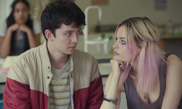 Фото №1 - Netflix назвал дату премьеры третьего сезона «Полового воспитания» 🔥