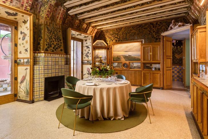 Фото №5 - Casa Vicens Антонио Гауди в Барселоне сдается через Airbnb