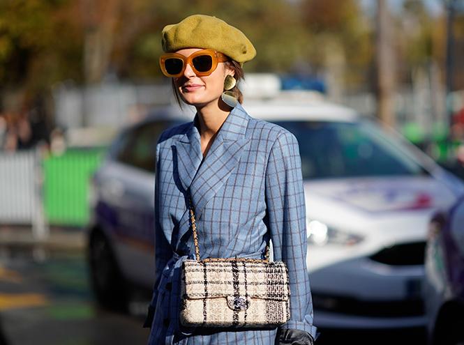 Фото №6 - Берем берет: как носить самый модный головной убор этого сезона