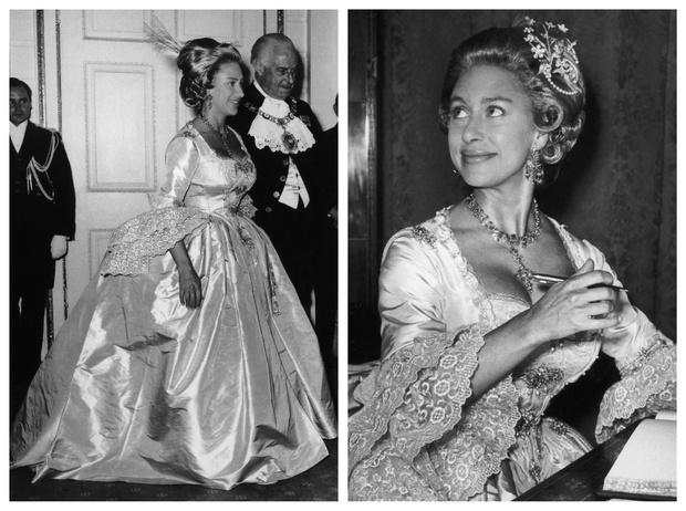 Фото №1 - Сказочная принцесса: неизвестная история самого великолепного платья Маргарет