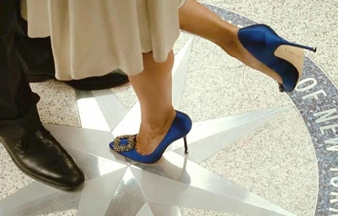 Фото №5 - Культовая обувь из кино: от туфелек «Золушки» до ботфортов «Красотки»