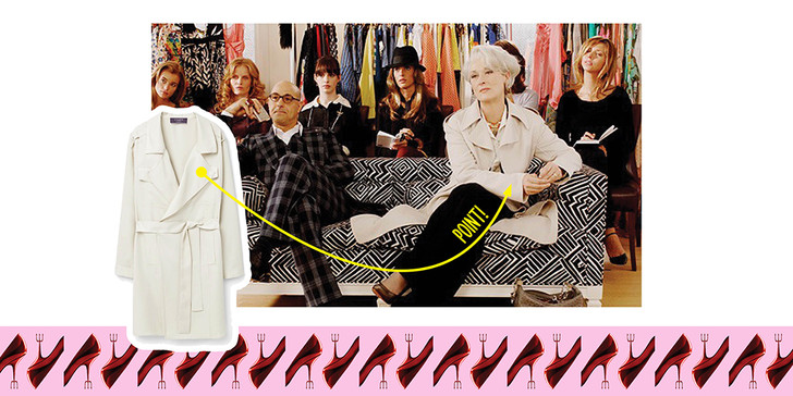 Фото №6 - Оденься, как героини фильма «Дьявол носит Prada»