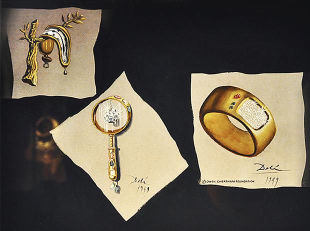 Фото №3 - Ювелир Сальвадор Дали: драгоценное наследие гения