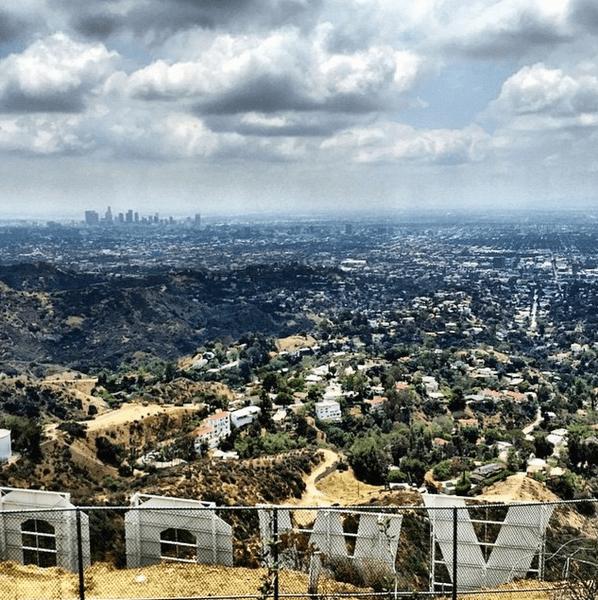 Фото №23 - Звездный Instagram: Знаменитости путешествуют
