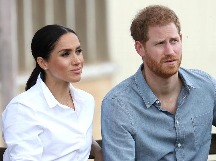 Фото №1 - Неприкаянные: почему новый переезд Гарри и Меган опять не принес им счастья