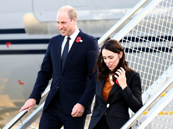 Фото №4 - Принц Уильям рассказал жертве терракта в Крайстчерче о принцессе Шарлотте