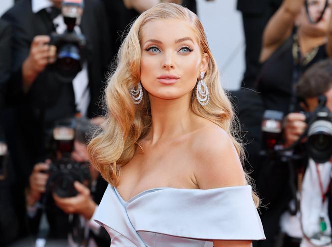 Фото №2 - Канны-2017: лучшие beauty-образы 8-го дня кинофестиваля