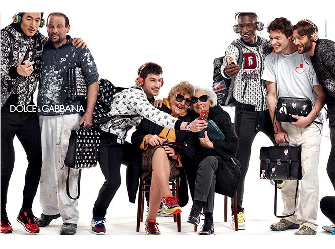 Фото №10 - Новая рекламная кампания Dolce&Gabbana