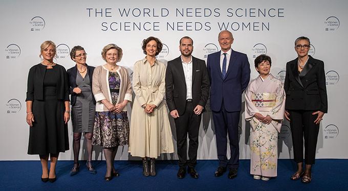 21-я международная премия L'ORÉAL-UNESCO «Для женщин в науке»