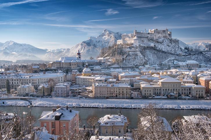 Фото №3 - Климатическая норма: снежные места Европы