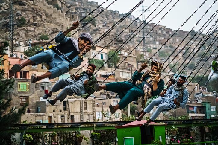 Фото №1 - Жить стало лучше: почему некоторым афганцам нравится власть талибов