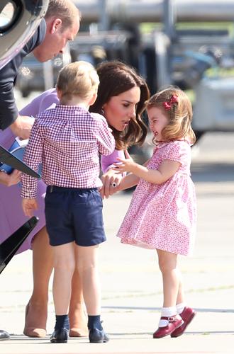 Фото №8 - Юные бунтари: принц Джордж и принцесса Шарлотта уже не соблюдают протокол