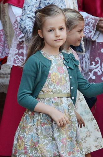 Фото №54 - Принцесса Леонор: история будущей королевы Испании в фотографиях