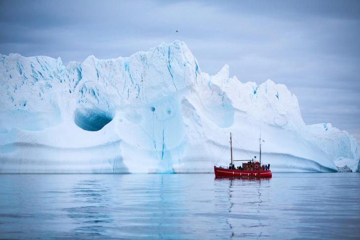 Фото №1 - Трамп обиделся на то, что Дания не хочет продавать Гренландию, и отложил туда визит