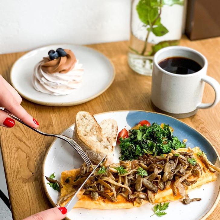 Фото №4 - Breakfast time: 5 лучших мест, где стоит начать утро