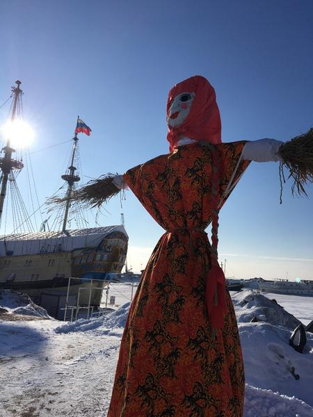 Фото №7 - Провожаем зиму: где в Петербурге погулять на Масленицу
