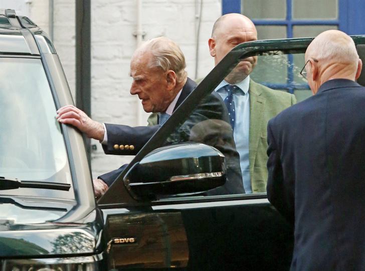 Фото №3 - Почему Королева не навестила принца Филиппа в больнице
