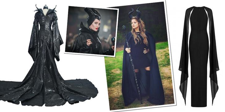 Фото №6 - Для Хэллоуина тебе понадобится только одно платье! Не веришь? Смотри