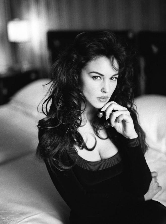 В фотосессии Андреа Бланш 1996